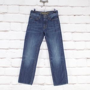 American Eagle Original Straight Blue Jeans 26X28